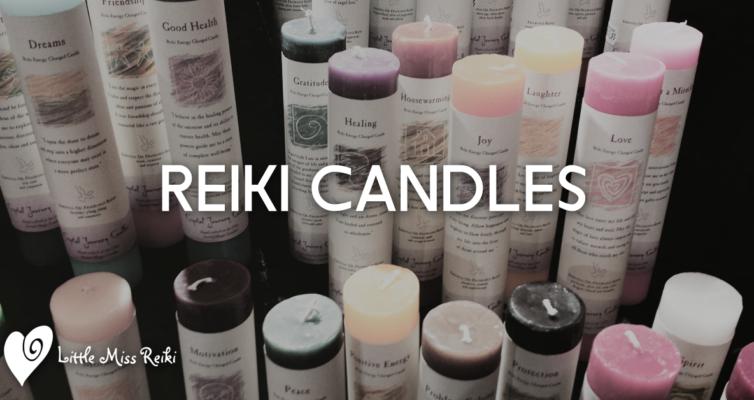 Reiki Candles