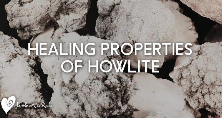 Healing Properties of Howlite