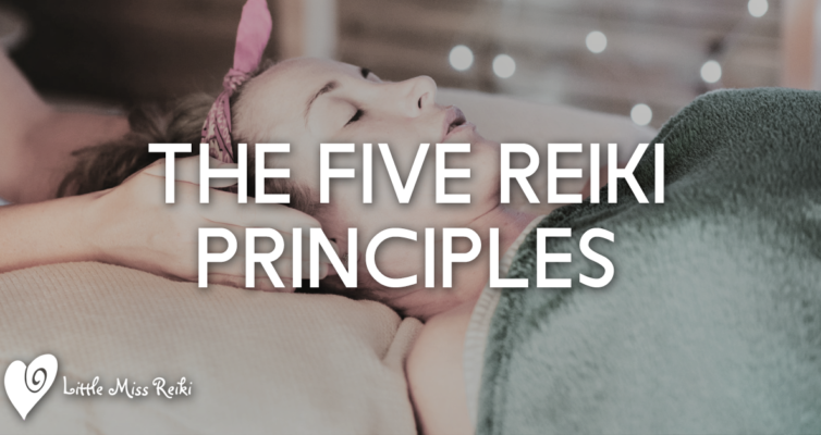 The Five Reiki Principles