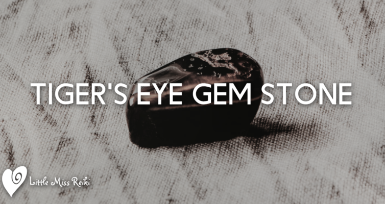 Tiger's Eye Gem Stone